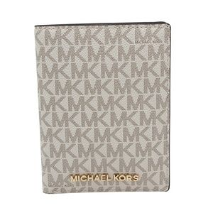 Michael Kors Bags - Jet Set Travel Medium Passport case wallet Vanilla